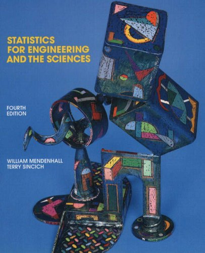 9780131810174: Statistics in Engineering Science