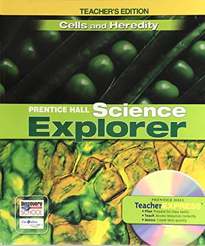 9780131811218: Prentice Hall Science Explorer: Cells and Heredity Teacher Edition