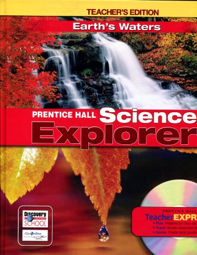 9780131811270: Prentice Hall Science Explorer: Earth's Water
