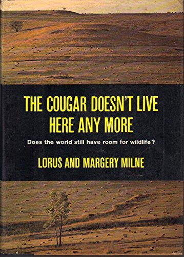 9780131811492: The Cougar Doesn't Live Here Any More