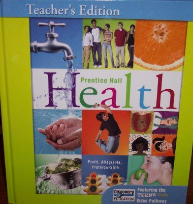 Health Prentice Hall Health 9780131811768 Unit 1, Mental Health Unit 2, Social Health Unit 3, Nutrition Unit 4, Physical Fitness Unit 5, Substance Abuse Unit 6, Human Development Unit 7, Preventing Disease Unit 8, Community Health and Safety