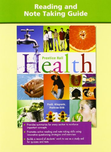 9780131811775: Health : Reading and Notetaking Guide