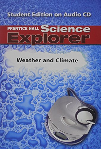 9780131811881: Science Explorer: Weather and Climate, Student Edition on Audio CD