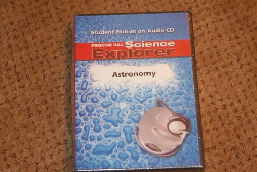 9780131811898: ASTRONOMY STUDENT EDITION ON AUDIO CD
