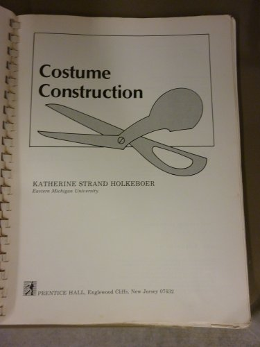 9780131812079: Costume Construction