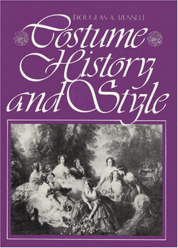 9780131812147: Costume History and Style