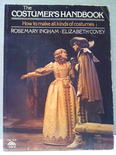 9780131812550: Costumer's Handbook, The: How to Make All Kinds of Costumes (A Spectrum book)