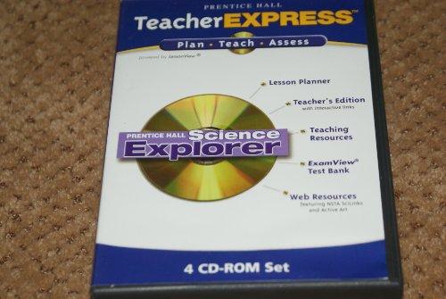 9780131812741: Prentice Hall Science Explore 4 Cd-rom Set