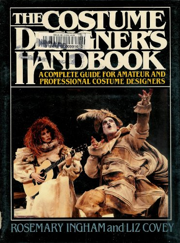 9780131812895: The Costume Designer's Handbook: A Complete Guide for Amateur and Professional Costume Designers