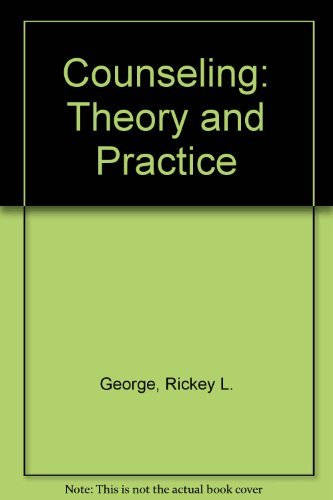 9780131813144: Counseling: Theory and Practice