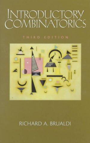 9780131814882: Introductory Combinatorics
