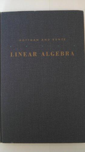 9780131814967: Linear Algebra