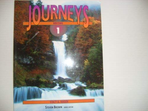 9780131815469: Journeys Writing Book, Level 1
