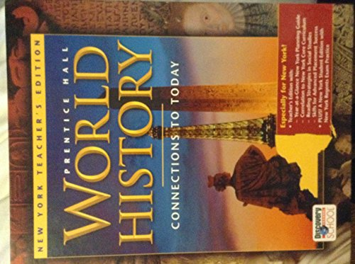 9780131815605: World History Connections to Today: With Textbook Purchase, Add 6-year Online Access