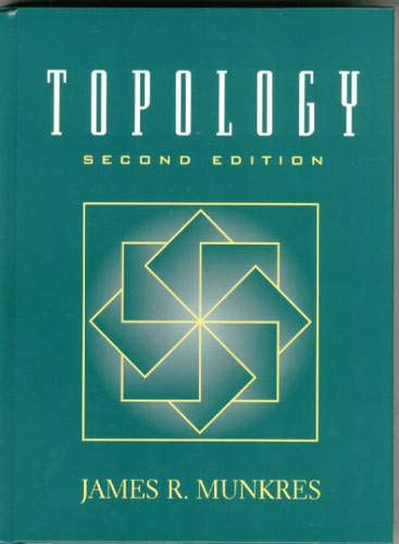 Topology (2nd Edition) *HARDCOVER USED EDITION*: Munkres, James