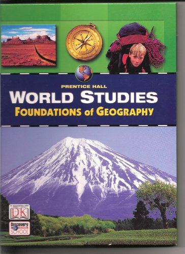 9780131816510: World Studies Foundations Of Geography: Tools And Concepts