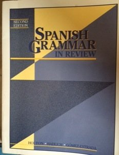 9780131816602: Spanish Grammar in Review