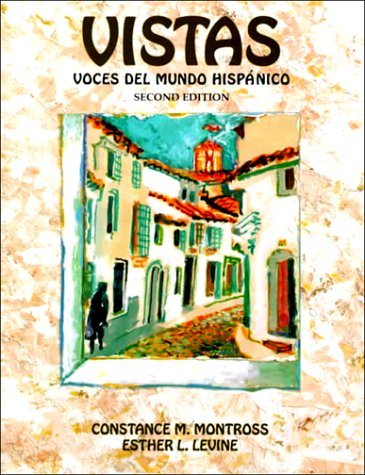 9780131816862: Vistas: Voces del mundo hispanico (2nd Edition)