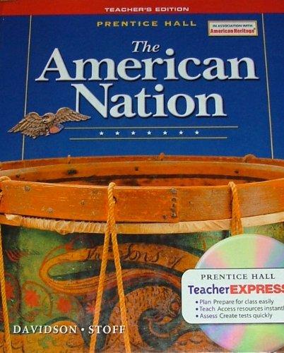 9780131817166: The American Nation, Teacher's Edition