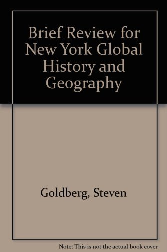9780131817197: Brief Review for New York Global History and Geography