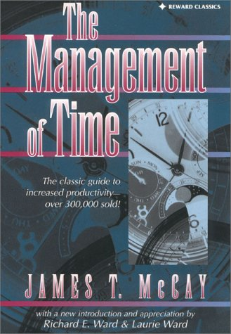 9780131822542: The Management of Time