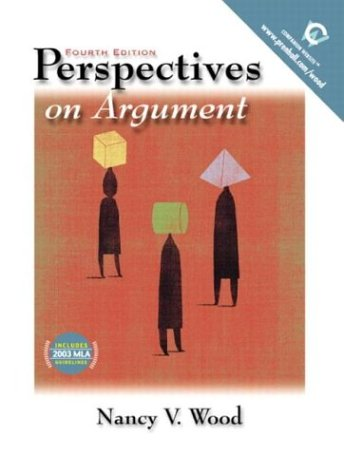 9780131823747: Perspectives on Argument, Fourth Edition