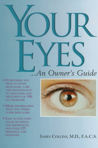 9780131823792: Your Eyes...: An Owner's Guide