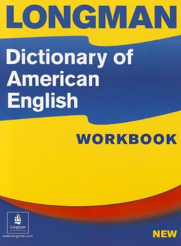 9780131824256: Longman Dictionary of American English Workbook
