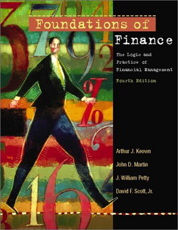 9780131825031: Foundations of Finance and Eva Tutor Package (4th Edition) (Prentice Hall Finance Series)