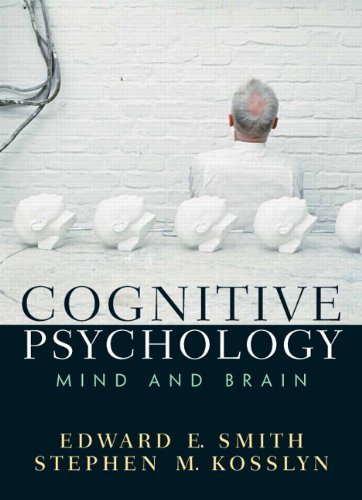 9780131825086: Congnitive Psychology: Mind And Brain