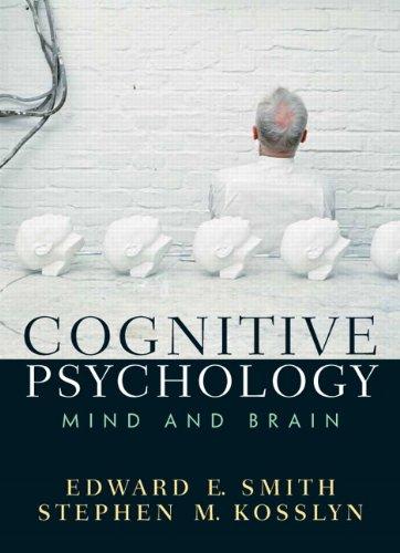 9780131825086: Cognitive Psychology: Mind and Brain