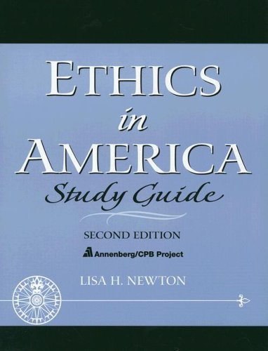 9780131826267: Ethics in America: Study Guide