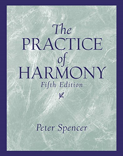 9780131826601: The Practice of Harmony (5th Edition)