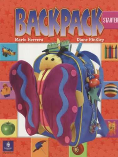 9780131826717: Backpack: Starter: Student Book Starter (Backpack (Pearson))