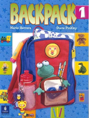 9780131826793: Backpack, Level 1: Student Book Bk. 1 (Backpack (Pearson))