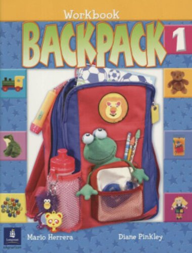 9780131826854: Backpack, Level 1 Workbook: Bk. 1