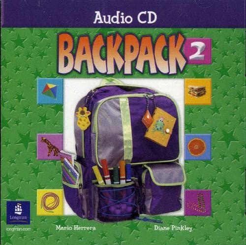 9780131826908: BackPack: Level 2