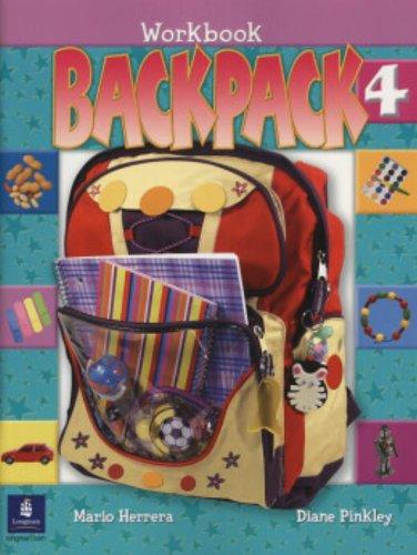 9780131827080: Backpack, Level 4 Workbook (Bk. 4)