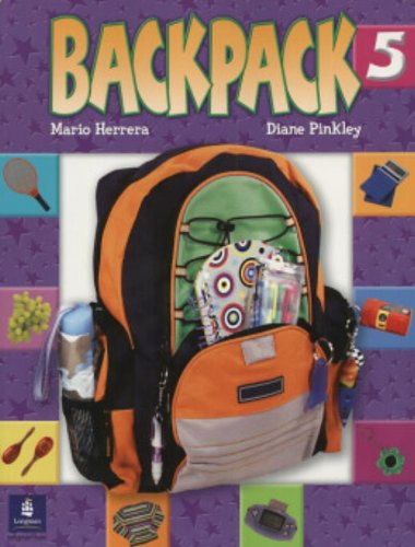 9780131827103: BackPack: Student Book Bk. 5 (Backpack (Pearson))