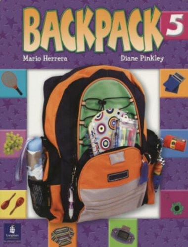 9780131827103: Backpack, Level 5 (Bk. 5)