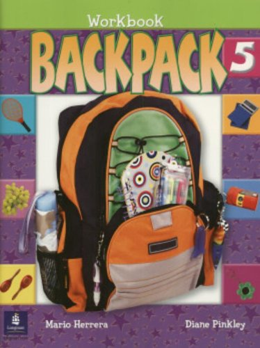 9780131827158: Backpack, Level 5 Workbook (Bk. 5)