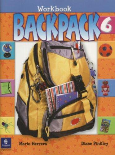 9780131827233: Backpack, Level 6 Workbook (Bk. 6)