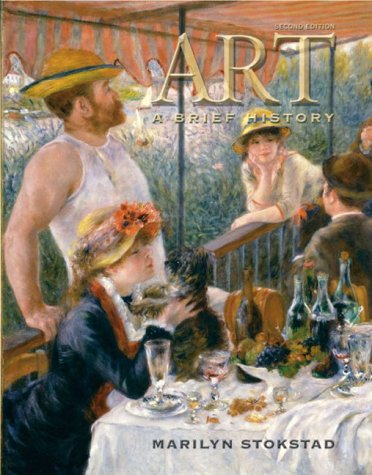 9780131827691: Art: A Brief History (with Art History Interactive CD-ROM)