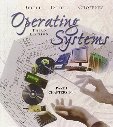 9780131828278: Operating Systems (3rd Edition)