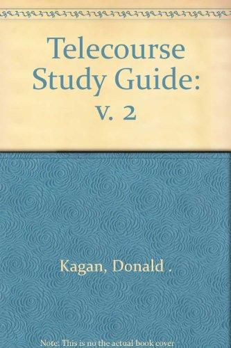 9780131828551: Telecourse Study Guide: v. 2