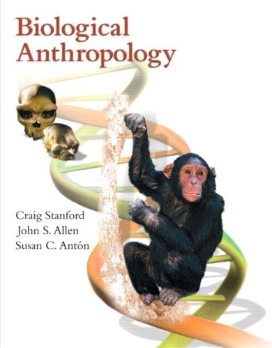 9780131828926: Biological Anthropology: The Natural History of Humankind