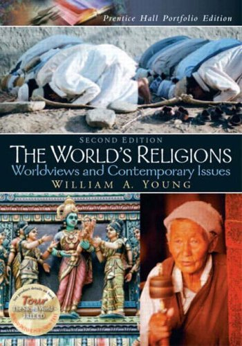 9780131830103: World's Religions w/CD: Worldviews and Contemporary Issues, A Prentice Hall Portfolio Edition (2nd Edition)