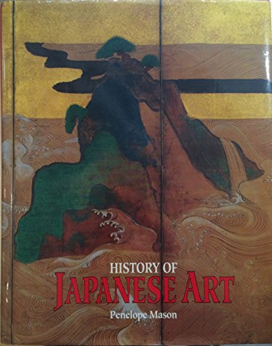9780131830592: History of Japanese Art, Reprint