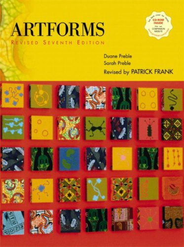9780131830905: Artforms: An Introduction to the Visual Arts, Revised (7th Edition)