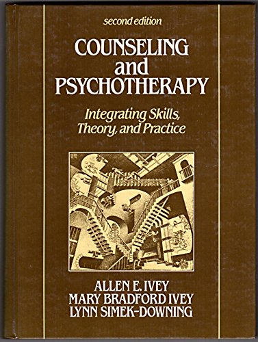 9780131831384: Counseling and Psychotherapy: Integrating Skills and Theory in Practice